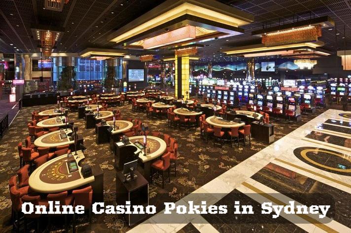 Online Casino Pokies in Sydney