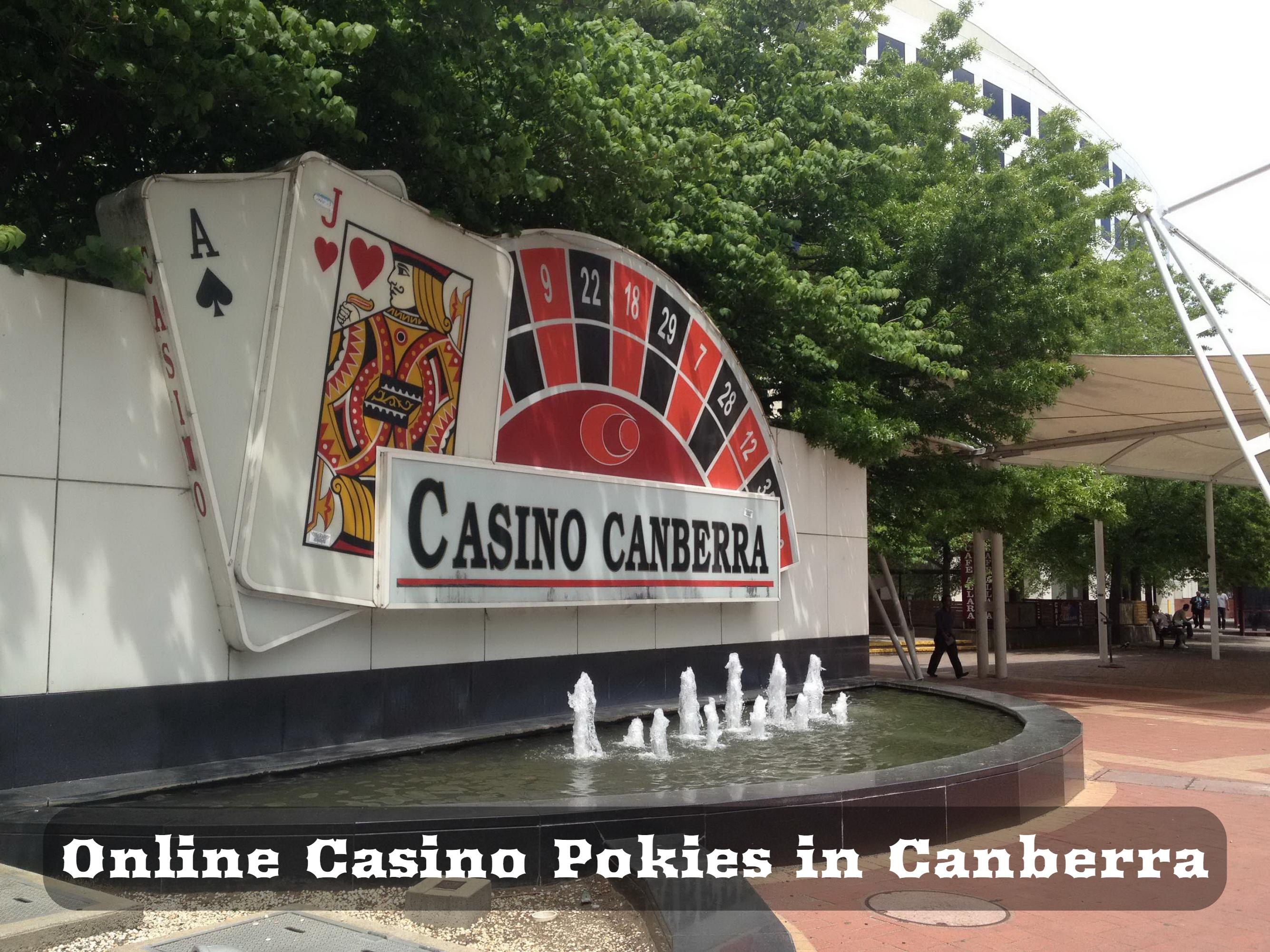 Online Casino Pokies in Canberra
