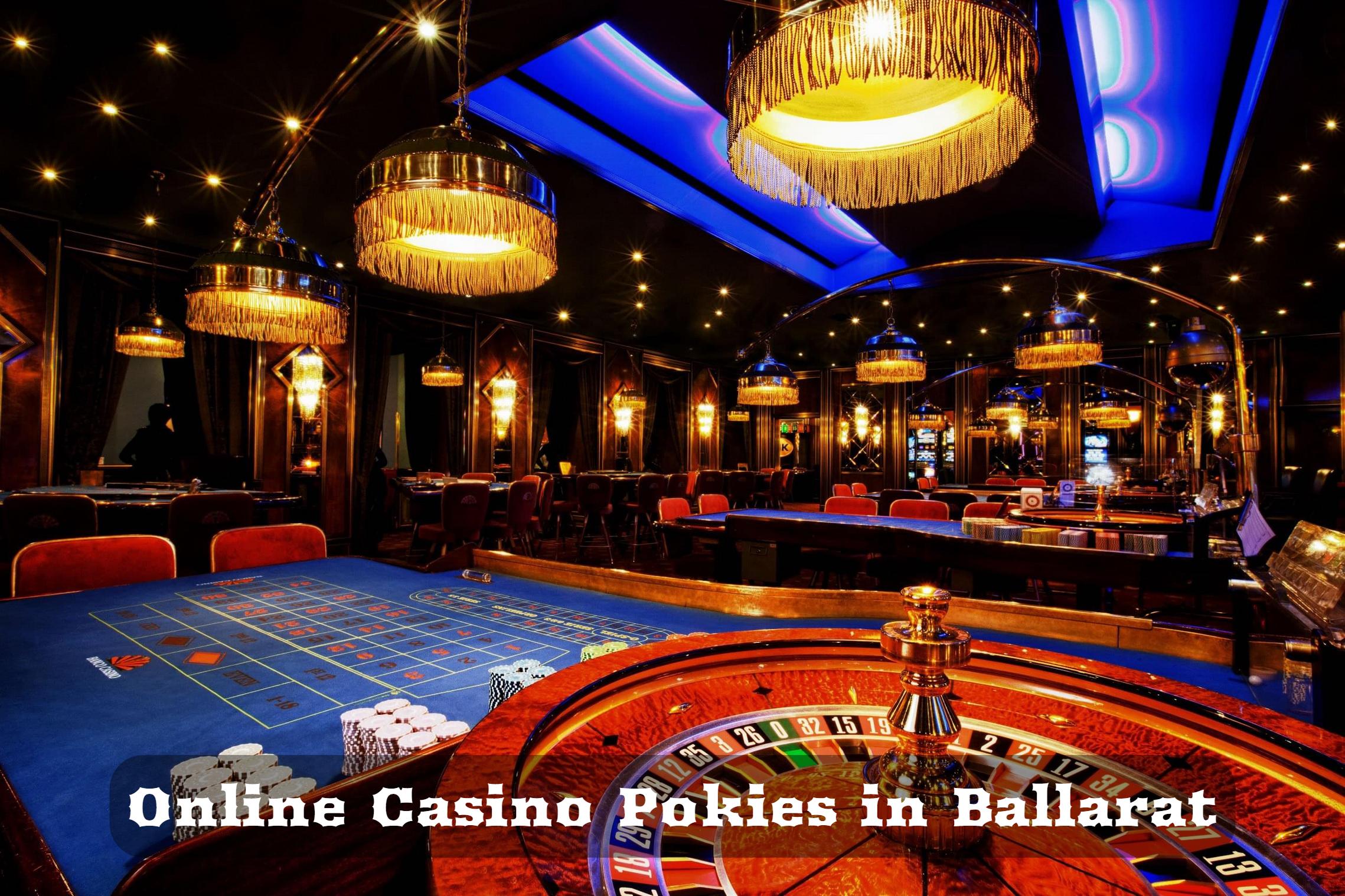Online Casino Pokies in Ballarat