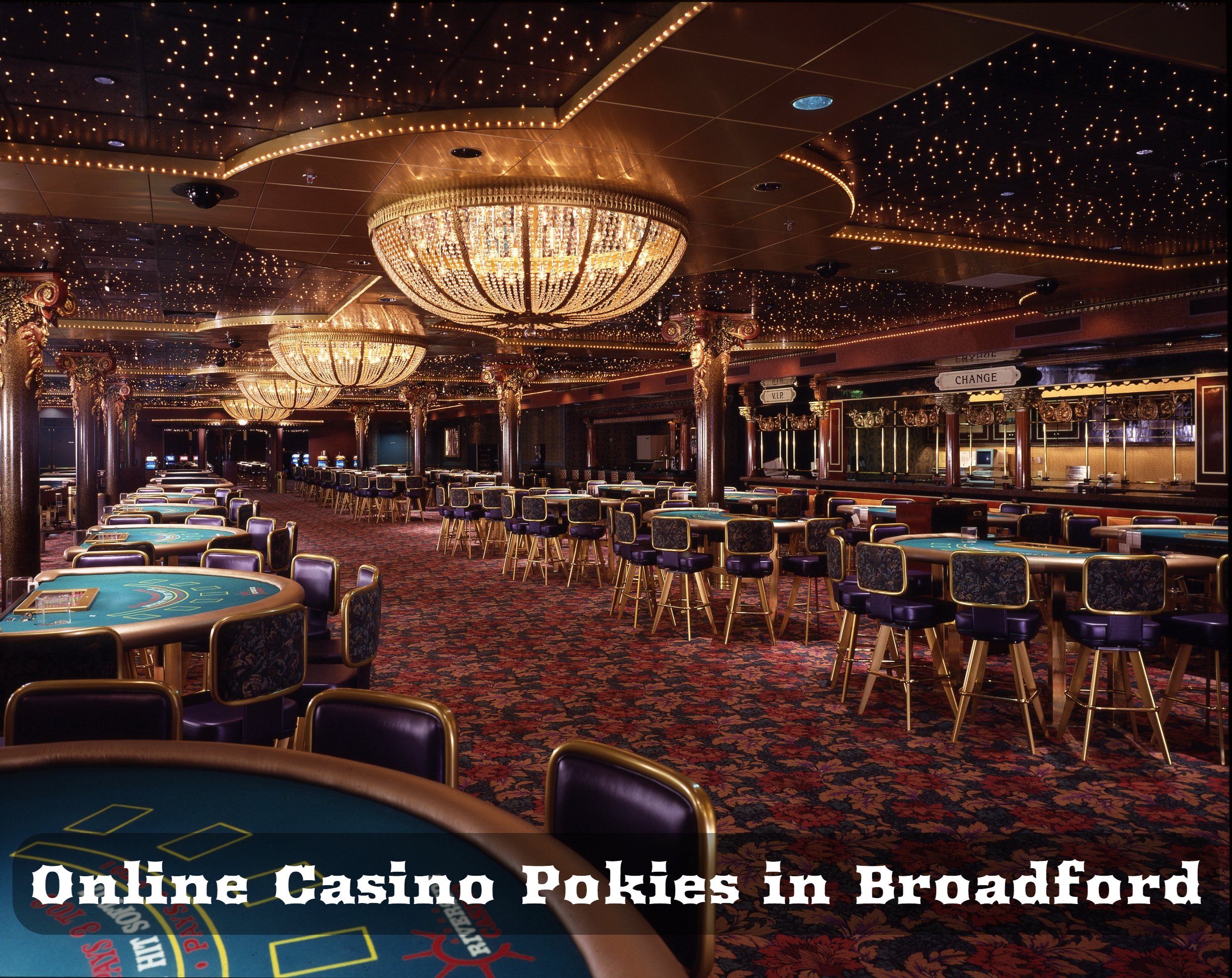 Online Casino Pokies in Broadford