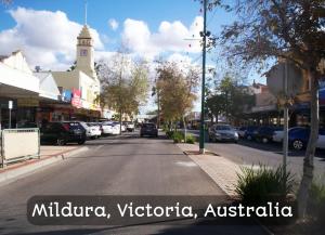 Mildura, Victoria, Australia