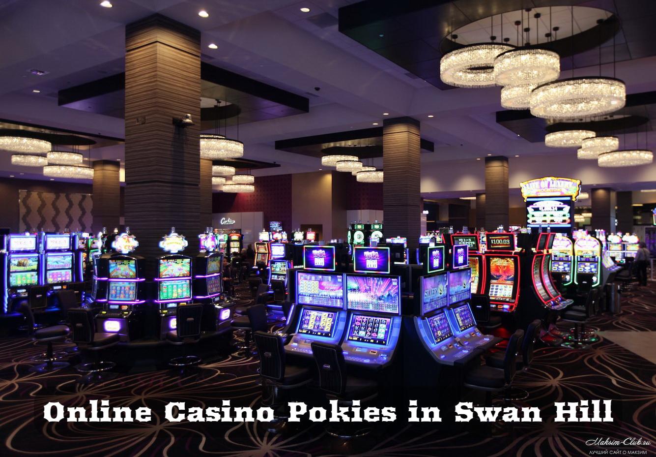 Online Casino Pokies in Swan Hill