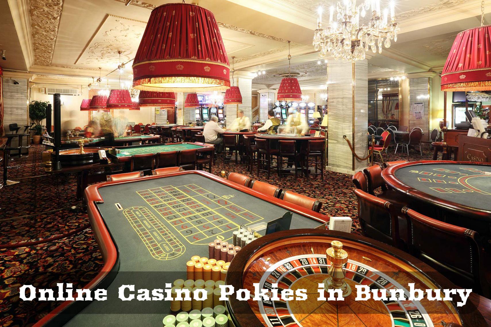 Online Casino Pokies in Bunbury