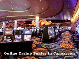 Online Casino Pokies in Carnarvon