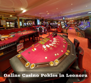 Online Casino Pokies in Leonora